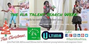 FLA Talent Search Week