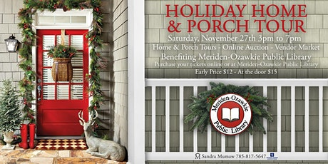 HOLIDAY HOME & PORCH TOUR tickets