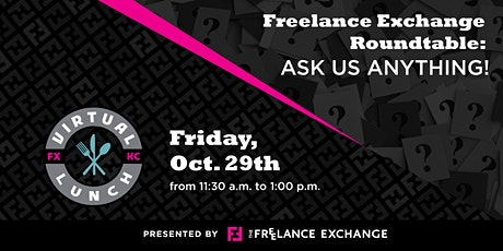 FX Roundtable: ASK US ANYTHING tickets