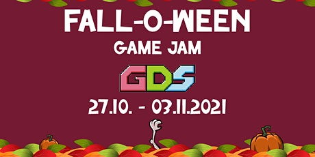 Fall-O-Ween Game Jam 2021 tickets