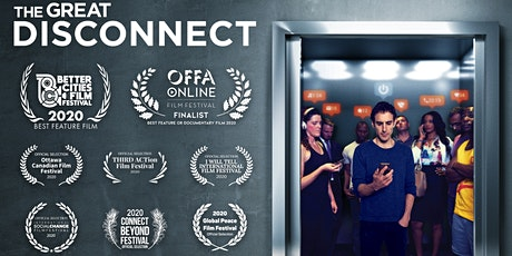 The Great Disconnect - Film screening and Q&A with director Tamer Soliman tickets