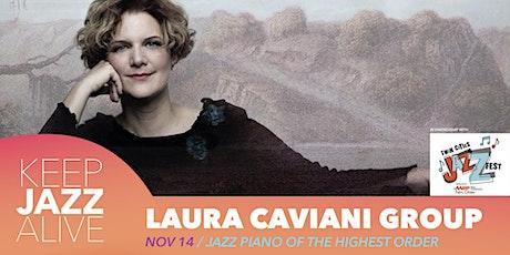Laura Caviani Group - Keep Jazz Alive tickets