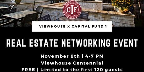 Denver Real Estate Networking Happy Hour tickets