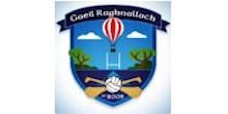 Ranelagh Gaels Social tickets