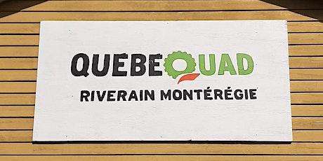Souper ouverture Quebec Quad Riverain tickets