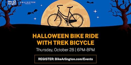 Halloween Bike Ride tickets