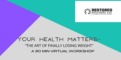 EMPOWERED - YOUR HEALTH MATTERS tickets