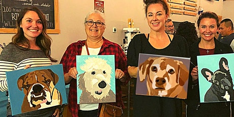 Pet Painting Event at Calibration Brewery tickets