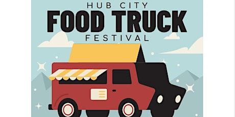 Hub City Food Truck Festival tickets