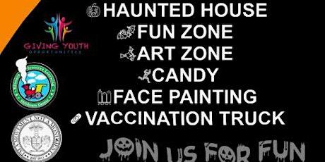 INGLEWOOD spooktacular halloween event tickets