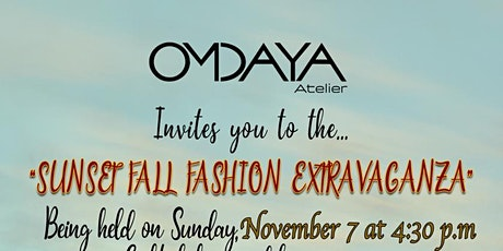 Sunset Fall Fashion Extravaganza tickets