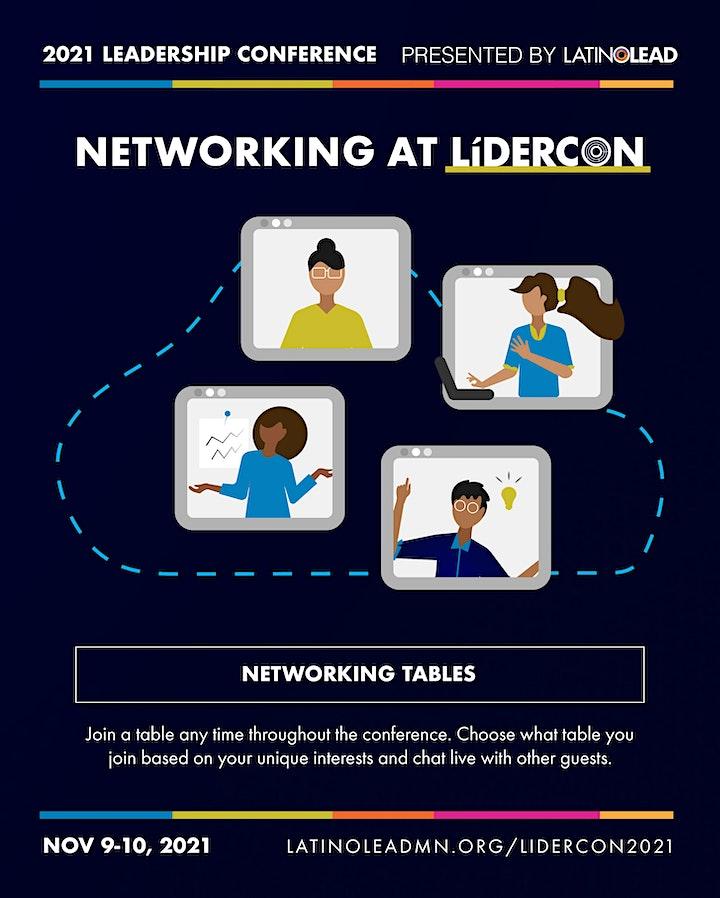 LatinoLEAD's LíderCon 2021 image