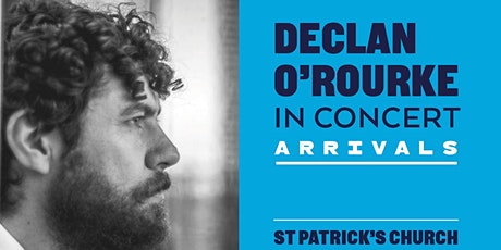 Declan O'Rourke in Concert, St Patrick's Church, New Quay, County Clare tickets