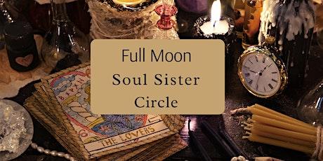 Full Moon Soul Sister Circle tickets