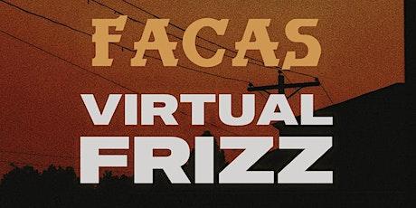 Virtual Frizz & Facas en La Quince (Villa Crespo) entradas