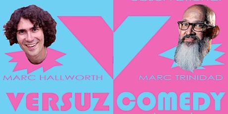 VERSUZ COMEDY show 3 tickets
