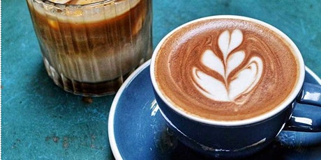 November First Friday Coffee tickets