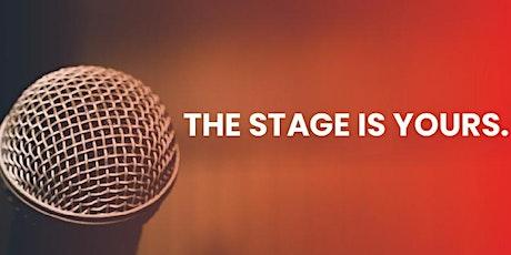The Orator Acte 1 billets