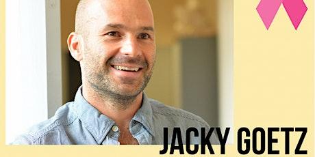 Jacky GOETZ- Recherche sur les mécanismes de propagation du cancer tickets