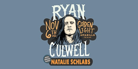 Ryan Culwell with special guest Natalie Schlabs at the Golden Light Cantina tickets