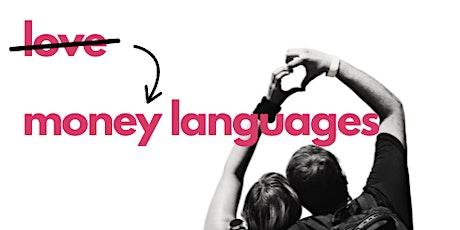 Money Languages Workshop tickets