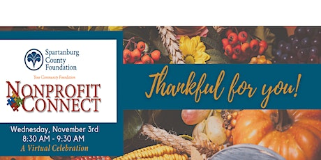 Nonprofit Connect - Thankful for You! tickets