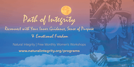 Path of Integrity - Reconnect with Your Inner Guidance tickets