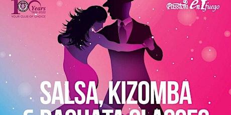 Sensual Kizomba masterclass tickets