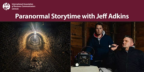 Paranormal storytime with Jeff Adkins tickets