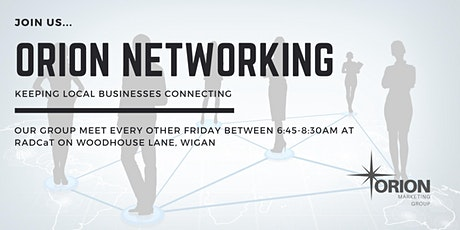 Orion Business Networking tickets