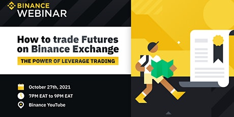 How to trade Futures on Binance Exchange The Power of Leverage Trading tickets