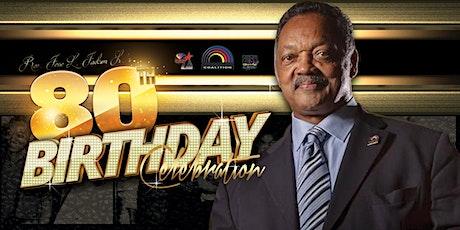 Rev. Jackson's 80th Birthday Celebration tickets