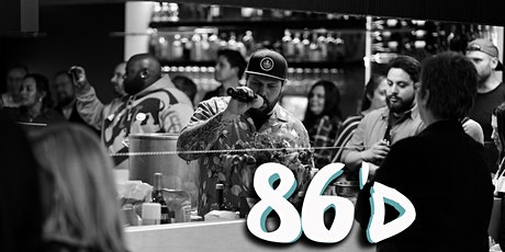 86'd Cooking Competition tickets