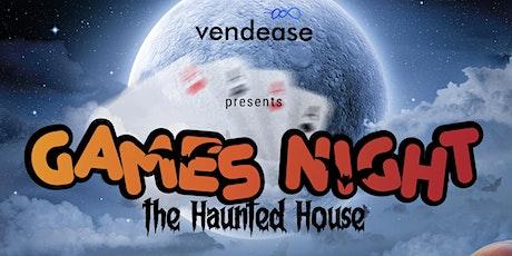 Vendease Lagos Games Night -October 2021 tickets