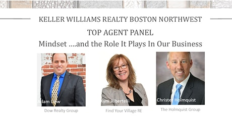 Top Agent Panel: Mindset ….and the Role It Plays In Our Business tickets