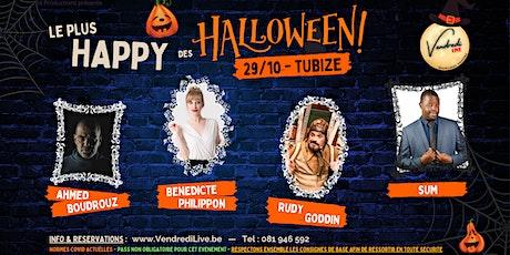 Vendredi LIVE - Le plus HAPPY des Halloween billets