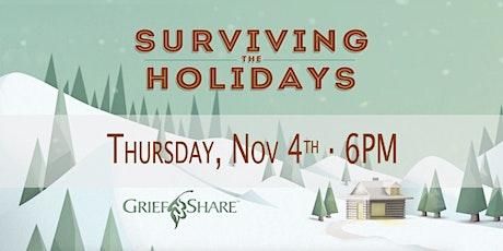 Surviving The Holidays - Nov 4 tickets