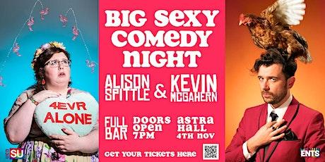 Big Sexy Comedy Night tickets