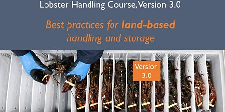 Lobster Handling Course, Version 3.0 tickets
