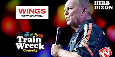 Herb Dixon  at Wings West Kelowna tickets