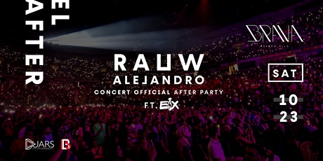 ELAFTER | Official Rauw Alejandro After Party entradas
