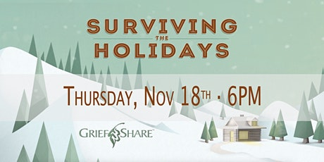 Copy of Surviving The Holidays - Nov 18 tickets