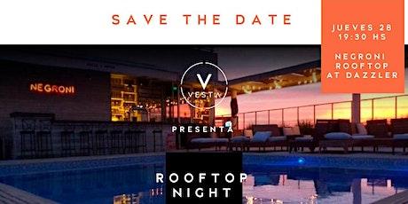 VESTA Rooftop Night tickets