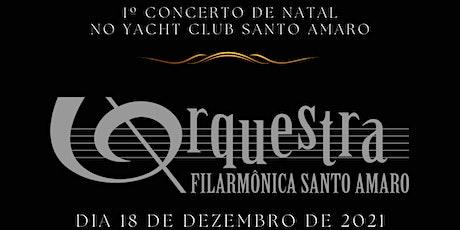 Concerto de Natal - Orquestra Filarmônica de Santo Amaro ingressos