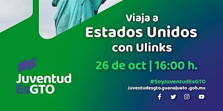 Viaja  con Fundación Ulinks entradas