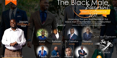 The Black Male Blueprint: Men's Conference 2021 tickets