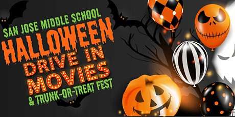 Halloween Drive-In Movie and Trunk-or-Treat Fest tickets