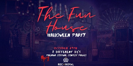 Welcome To The Funhouse - Halloween Party tickets