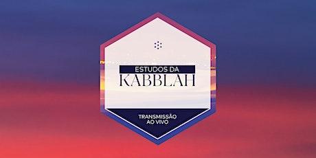 Estudos da Kabbalah | Outubro de 2021 ingressos