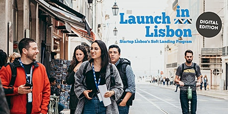 Launch In Lisbon October 2021 Edition tickets